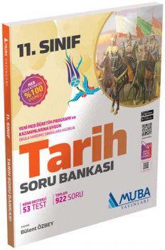 Muba Yayınları 11. Sınıf Tarih Soru Bankası