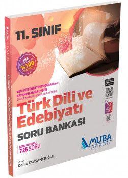 Muba Yayınları 11. Sınıf Türk Dili ve Edebiyatı Soru Bankası