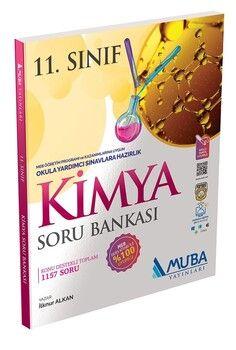 Muba Yayınları 11. Sınıf Kimya Soru Bankası