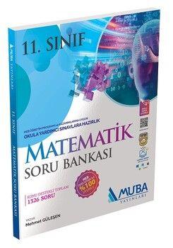 Muba Yayınları 11. Sınıf Matematik Soru Bankası