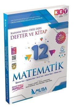 Muba Yayınları 12. Sınıf KET Serisi Matematik Defter ve Kitap