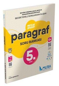 Muba Yayınları 5. Sınıf Paragraf Mutlak Başarı Soru Bankası