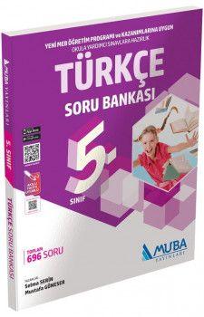 Muba Yayınları 5. Sınıf Türkçe Soru Bankası