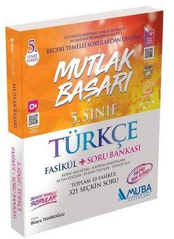 Muba Yayınları 5. Sınıf Türkçe Mutlak Başarı Fasikül Soru Bankası