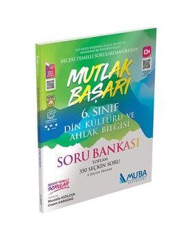 Muba Yayınları 6. Sınıf Din Kültürü ve Ahlak Bilgisi Mutlak Başarı Soru Bankası