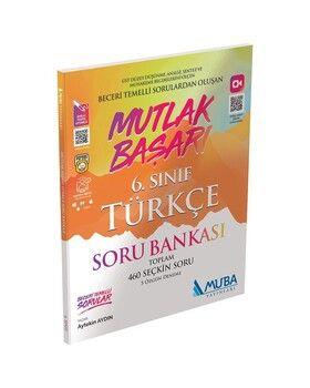 Muba Yayınları 6. Sınıf Mutlak Başarı Türkçe Soru Bankası