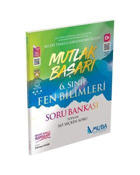Muba Yayınları 6. Sınıf Fen Bilimleri Mutlak Başarı Soru Bankası