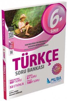 Muba Yayınları 6. Sınıf Türkçe Soru Bankası