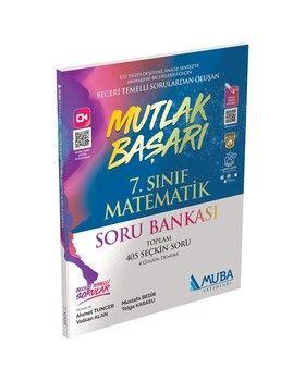 Muba Yayınları 7. Sınıf Matematik Mutlak Başarı Soru Bankası