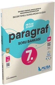 Muba Yayınları 7. Sınıf Paragraf Mutlak Başarı Soru Bankası