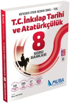 Muba Yayınları 8. Sınıf T.C. İnkılap Tarihi ve Atatürkçülük Soru Bankası