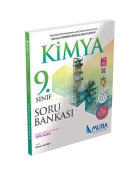 Muba Yayınları 9. Sınıf Kimya Soru Bankası