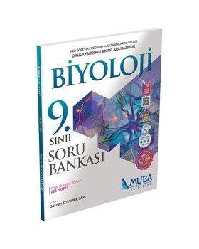 Muba Yayınları 9. Sınıf Biyoloji Soru Bankası
