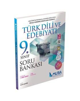 Muba Yayınları 9. Sınıf Türk Dili ve Edebiyatı Soru Bankası