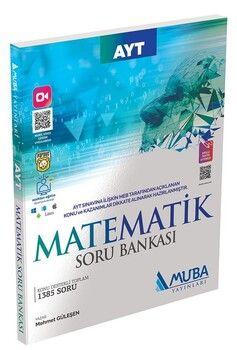 Muba Yayınları AYT Matematik Soru Bankası