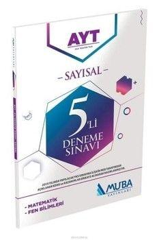 Muba Yayınları AYT Sayısal 5 li Deneme Sınavı