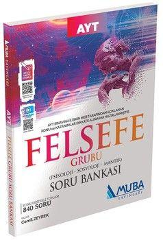 Muba Yayınları AYT Felsefe Grubu Soru Bankası
