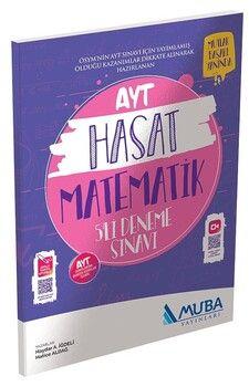 Muba Yayınları AYT Matematik Hasat 5 li Deneme Sınavı