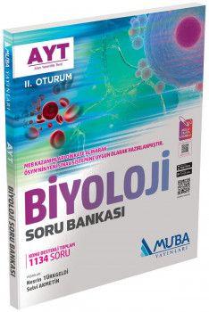 Muba Yayınları AYT Biyoloji Soru Bankası