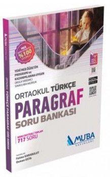 Muba Yayınları Ortaokul Türkçe Paragraf Soru Bankası