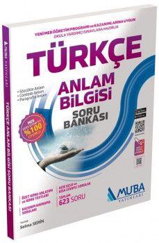 Muba Yayınları Türkçe Anlam Bilgisi Soru Bankası