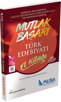 Muba Yayınları Türk Edebiyatı Mutlak Başarı El Kitabı