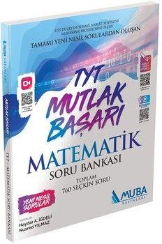 Muba Yayınları TYT Matematik Mutlak Başarı Soru Bankası