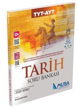 Muba Yayınları TYT AYT Tarih Soru Bankası