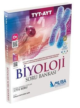 Muba Yayınları TYT AYT Biyoloji Soru Bankası