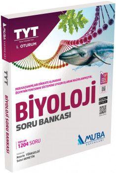 Muba Yayınları TYT Biyoloji Soru Bankası