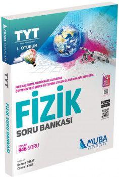 Muba Yayınları TYT Fizik Soru Bankası