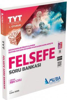 Muba Yayınları TYT Felsefe Soru Bankası