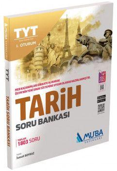 Muba Yayınları TYT Tarih Soru Bankası
