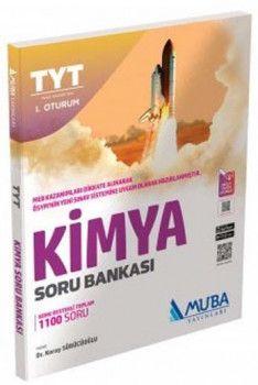 Muba Yayınları TYT Kimya Soru Bankası