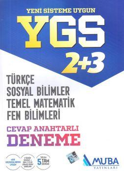 Muba Yayınları YGS 2+3 Deneme Seti