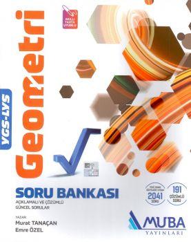 Muba Yayınları YGS LYS Geometri Soru Bankası