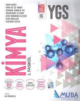 Muba Yayınları YGS Kimya 1. Fasikül