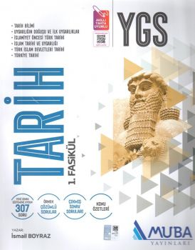 Muba Yayınları YGS Tarih 1. Fasikül