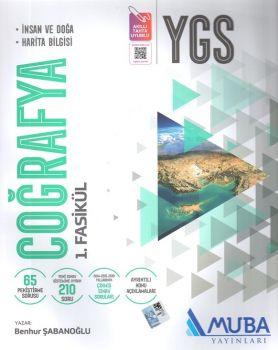 Muba Yayınları YGS Coğrafya 1. Fasikül