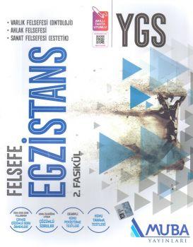 Muba Yayınları YGS Felsefe Egzistans 2. Fasikül