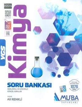 Muba Yayınları YGS Kimya Soru Bankası