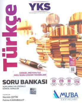 Muba Yayınları YKS 1. Oturum TYT Türkçe Soru Bankası