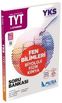 Muba Yayınları YKS 1. Oturum TYT Fen Bilimleri Soru Bankası