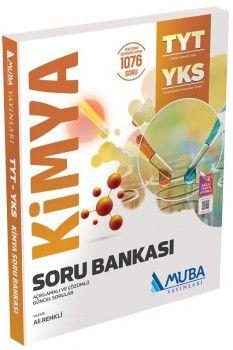 Muba Yayınları YKS 1. Oturum TYT Kimya Soru Bankası