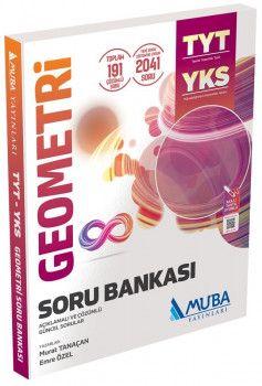 Muba Yayınları YKS 1. Oturum TYT Geometri Soru Bankası