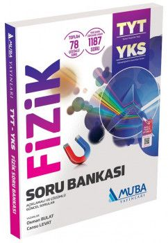 Muba Yayınları YKS 1. Oturum TYT Fizik Soru Bankası