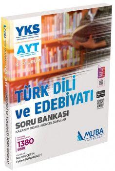 Muba Yayınları YKS 2. Oturum AYT Türk Dili ve Edebiyatı Soru Bankası