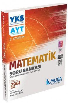 Muba Yayınları YKS 2. Oturum AYT Matematik Soru Bankası
