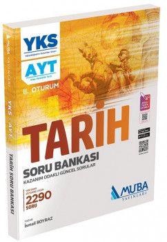 Muba Yayınları YKS 2. Oturum AYT Tarih Soru Bankası