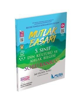 Muba Yayınları5. Sınıf Din Kültürü ve Ahlak Bilgisi Mutlak Başarı Soru Bankası